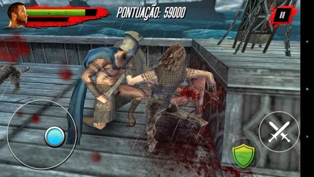 O jogo oficial do filme 300 para Android na Play Store: Conquiste Sua Glória