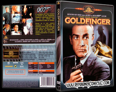 007. James Bond contra Goldfinger [1964] descargar y online V.o.s.e, español de España megaupload 1 links