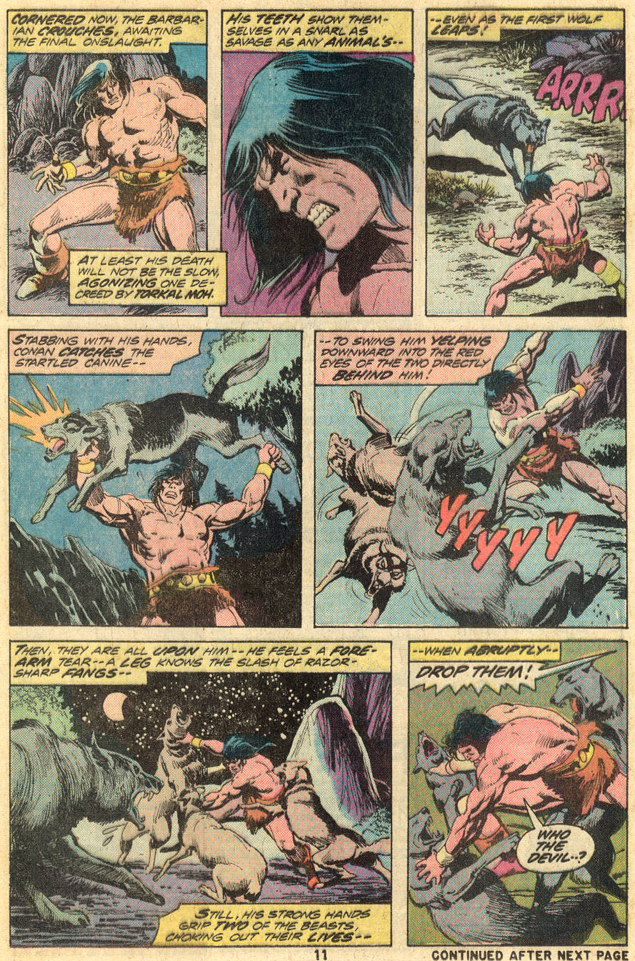 Conan the Barbarian (1970) Issue #49 #61 - English 8