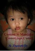 """""""Contest Si Manjaku Comot Tapi Comel"""" by SayangkuZie"""
