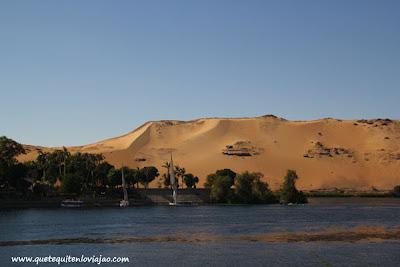 Aswan - Viaje a Egipto