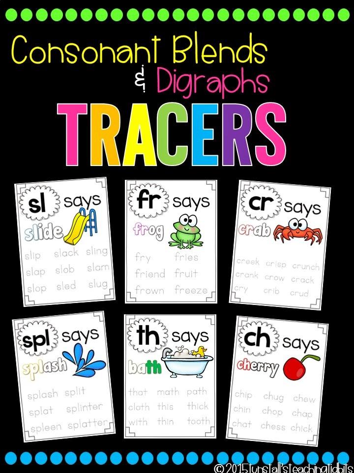 https://www.teacherspayteachers.com/Product/Phonics-Tracers-Blends-and-Digraphs-1826087