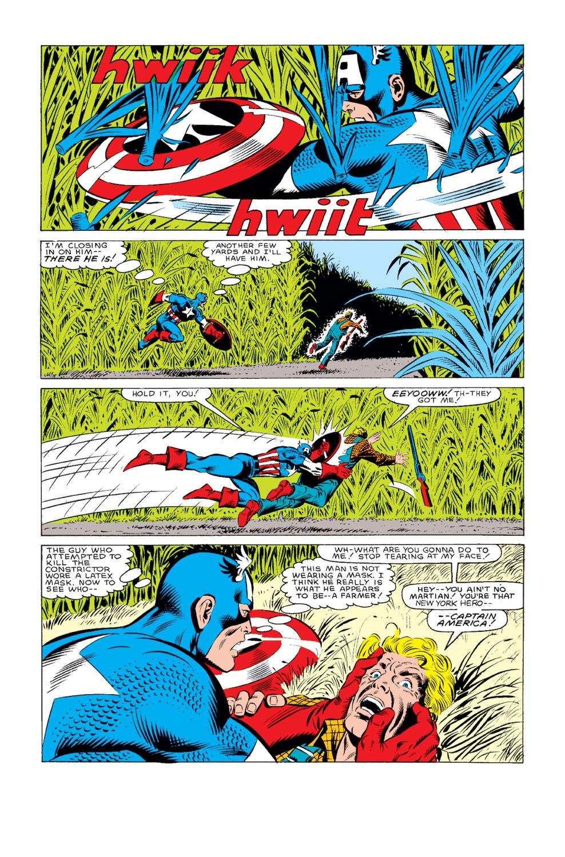 Captain America (1968) Issue #319 #247 - English 19