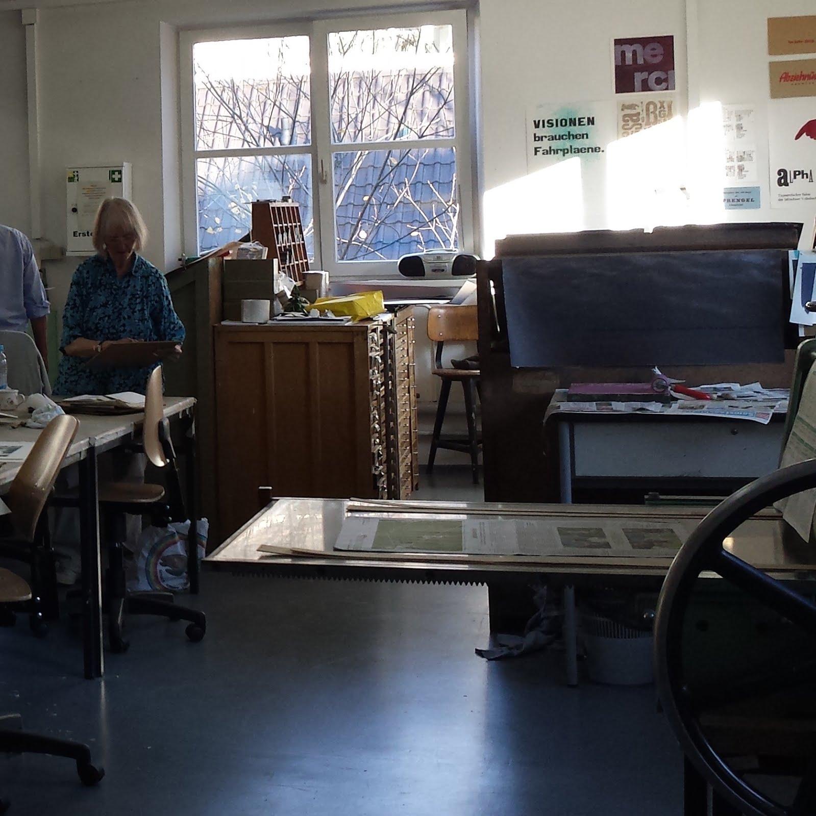 Atelier di Grafica, Monaco