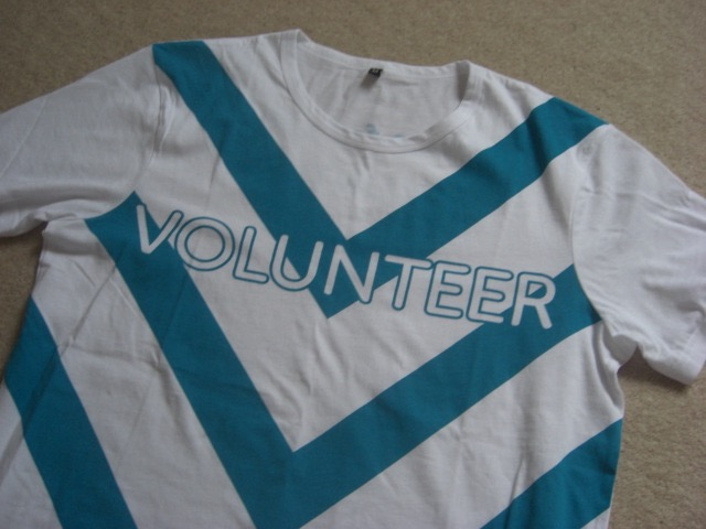 # 16 Volunteer for something
