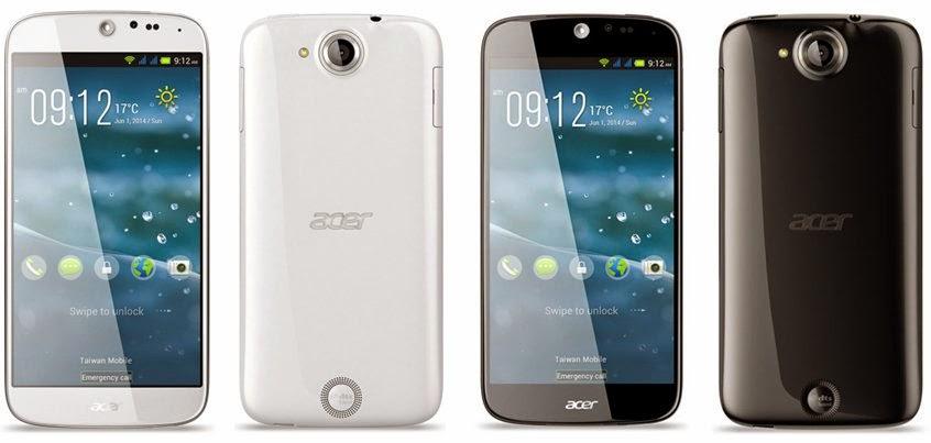 Spesifikasi dan Harga Acer Liquid Jade Terbaru