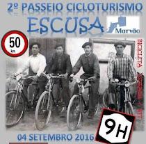 ESCUSA (MARVÃO): 2º PASSEIO DE CICLOTURISMO