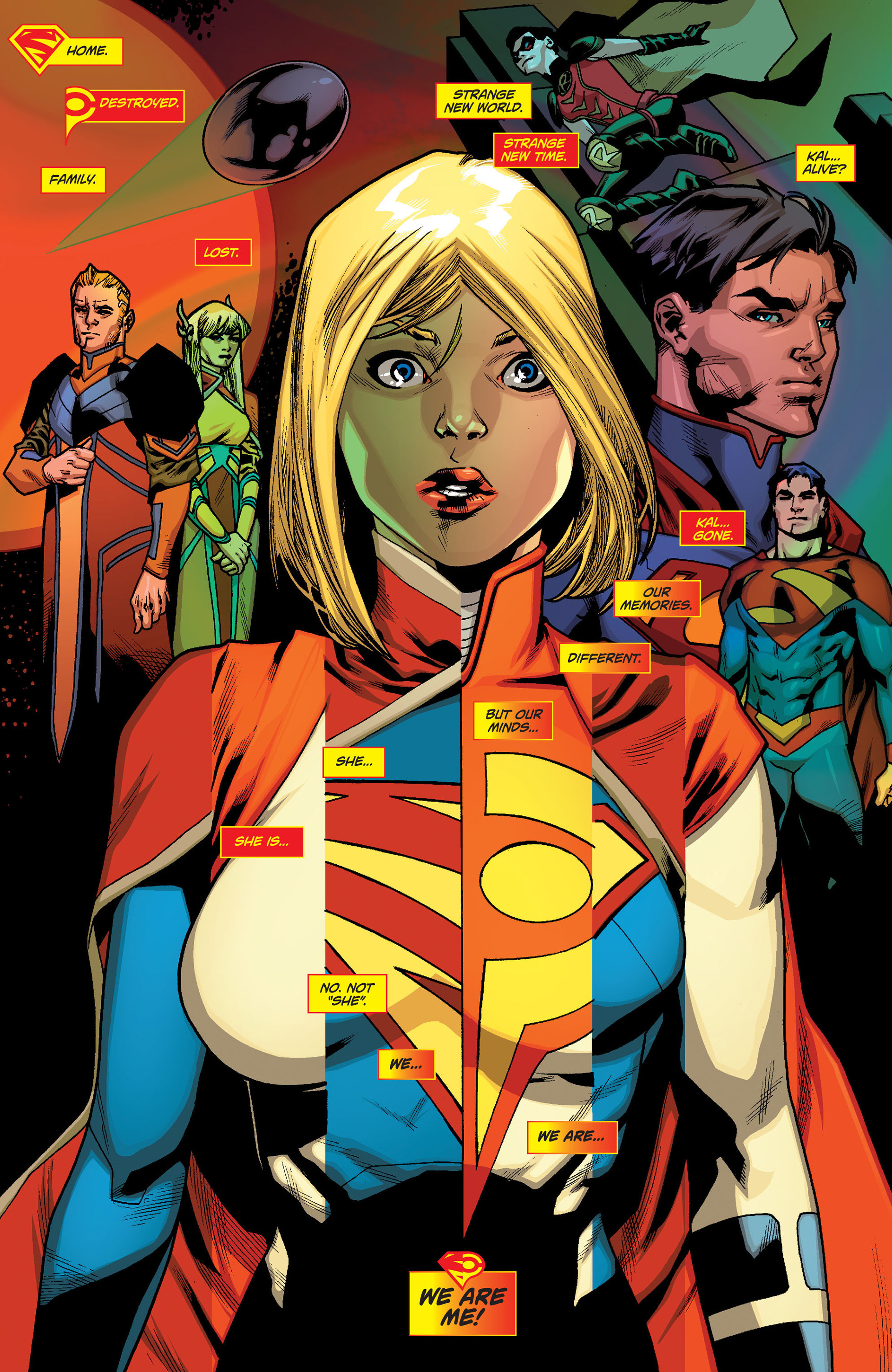 Supergirl (2011) Issue #19 #21 - English 8