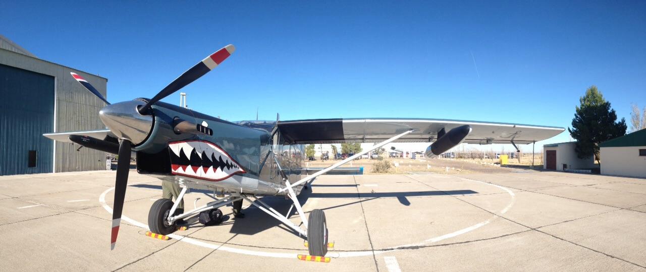 La BAAZ Trelew recibe a la Escuadrilla Aeronaval Antisubmarina (EA2S)