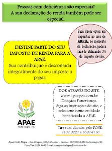 PESSOAS COM DEFICIÊNCIA SÃO ESPECIAIS.