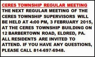 2-3 Ceres Township Meeting