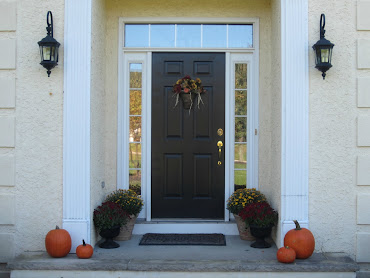 #10 Front Door Design Ideas