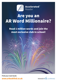 Image result for accelerated reader word millionaire