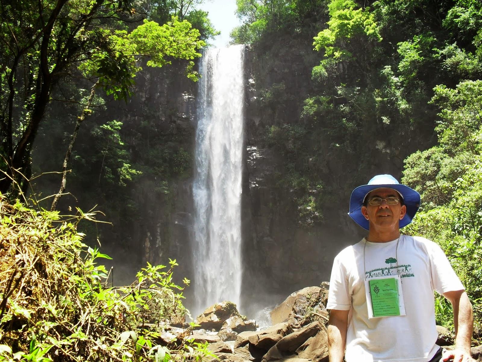 Cachoeira da Fonte - Faxinal-PR