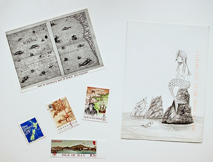 Mail Adventures & Every Island in the World