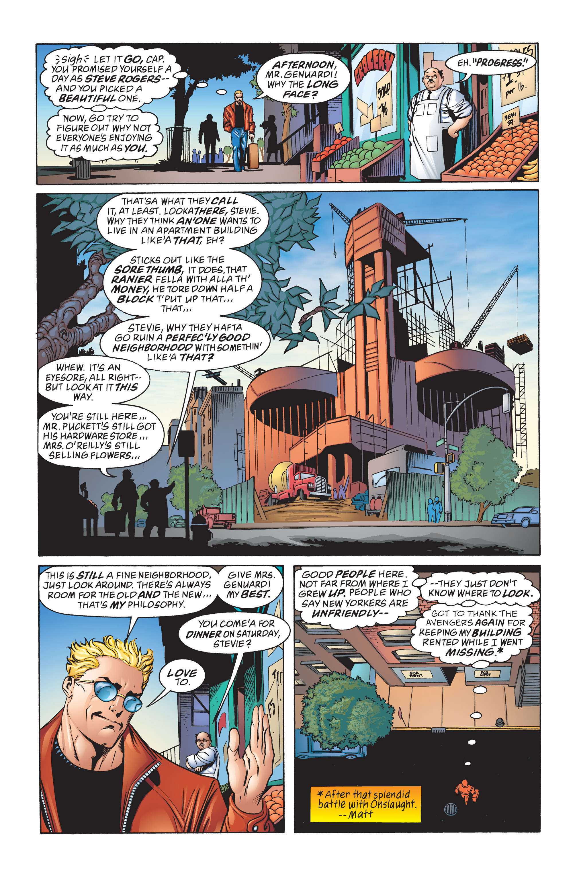 Captain America (1998) Issue #9 #15 - English 5
