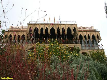 Vista frontal de la Casa de les Altures. Autor: Carlos Albacete