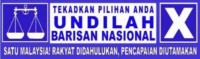 Tekadkan PRU Kali Ini Untuk Mengundi BN