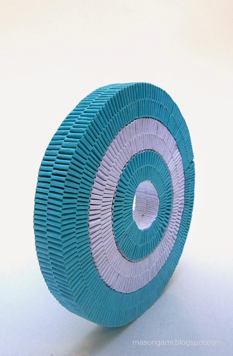 Mas origami escarapela argentina trenzada for Papel de pared argentina