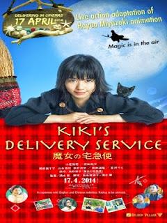 Dịch Vụ Vận Chuyển Kiki - Kikis Delivery Service