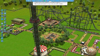 RollerCoaster Tycoon 3 Gameplay Youtube