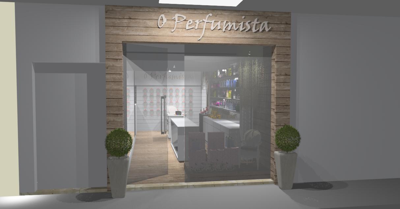 Preferência Idéias para fachadas de lojas - Del Carmen by Sarruc XZ51