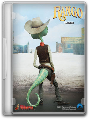 Capa filme rango 2011