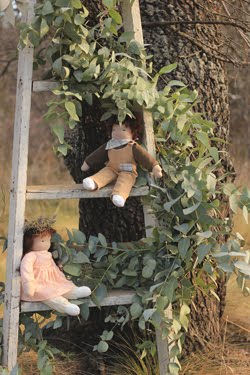 Misky - muñecos waldorf
