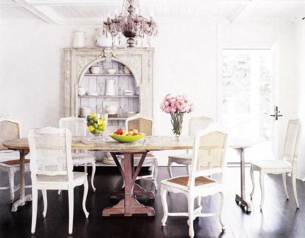 Comedores vintage fotos ideas para decorar dise ar y for Ideas para disenar tu casa