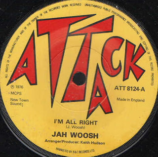 Jah Woosh - I\'m Alright
