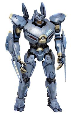 NECA Pacific Rim Series 2 Striker Eurika Figure