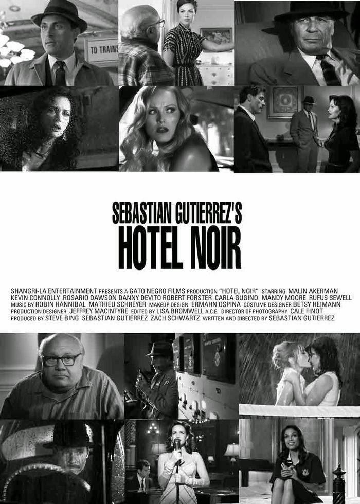 Ver Hotel Noir (2012) Online