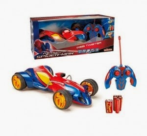 Amazon: Buy Spiderman Web Twister Ready To Win at Rs.1899