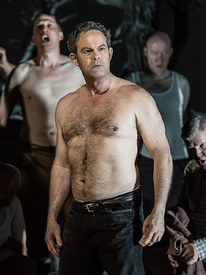 Gerald Finley - Guillaume Tell - Royal Opera House - photo credit Clive Barda