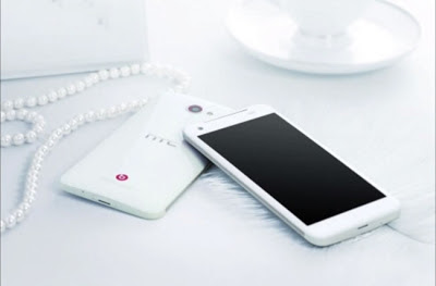 htc-droid dna white