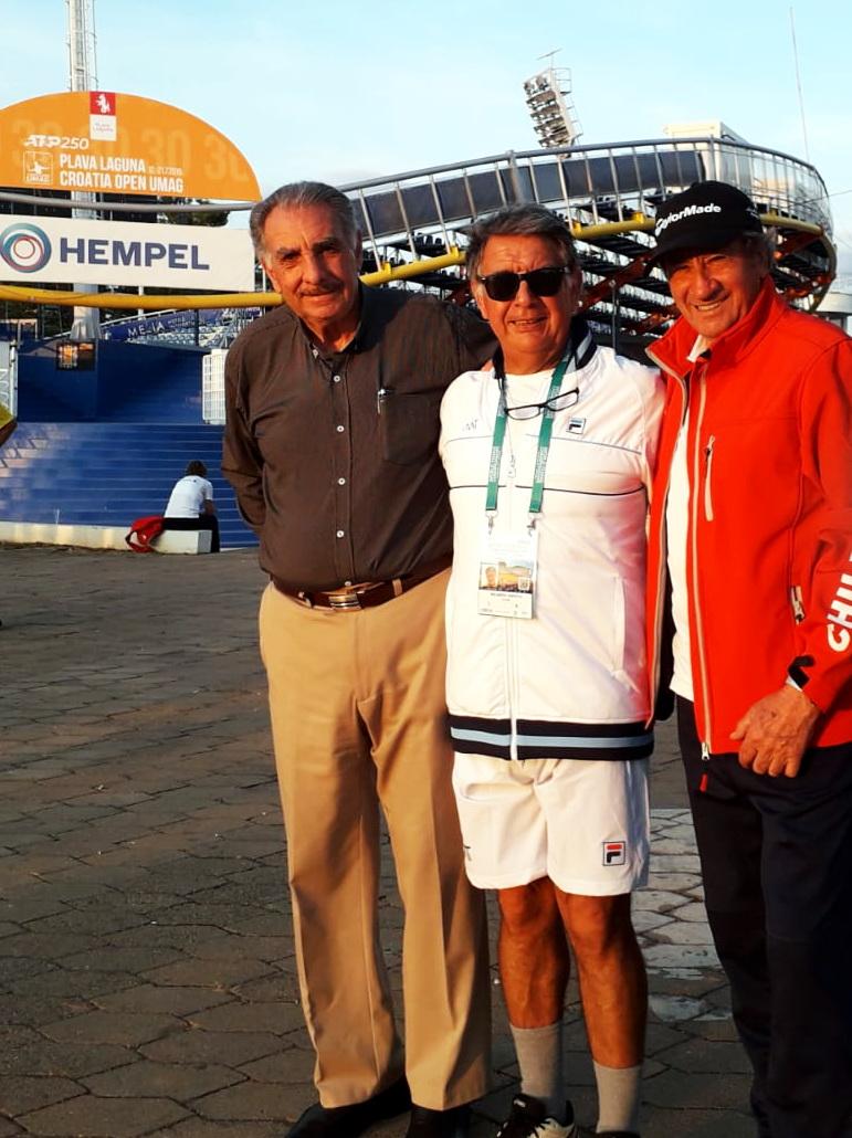 MUNDIAL ITF SENIORS POR EQUIPOS -LOS MEJORES