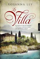 NOVELA - La Villa Rosanna Ley (Editorial Boveda, 15 mayo 2014) Ficción Histórica, Romántica, Literatura | Edición papel Traducida por Ana Hidalgo Jiménez