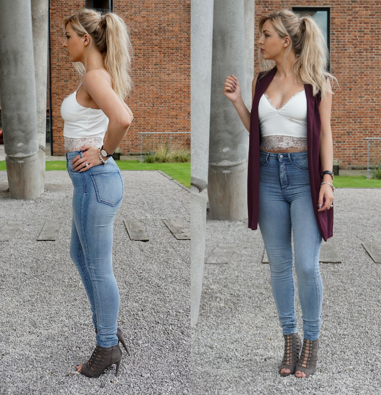 Good High Waisted Jeans