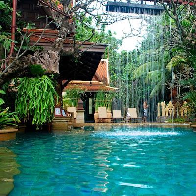 Hermoso Hotel en la Ciudad de Sawasdee, Tailandia - Village Resort