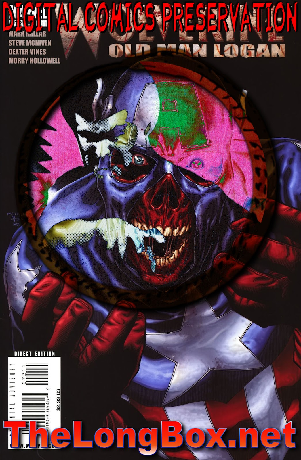 Read online Wolverine (2003) comic -  Issue #72 - 29