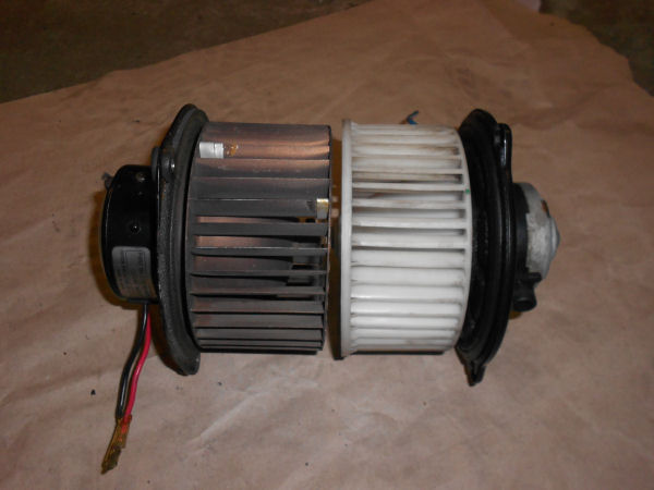 Datsun 240 z rebuild 240z ac heater blower motor replacement for Ac fan motor replacement