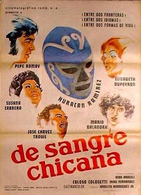 Descarga Peliculas Mexicanas Pepe Romay De Sangre Chicana SATRip 1974