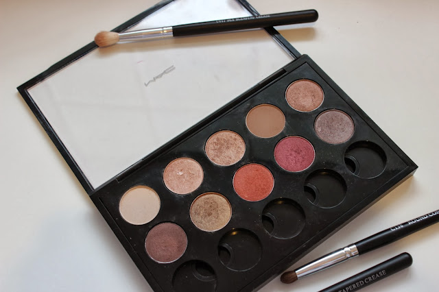 My MAC Pro Palette Eye Shadow x15 Insert