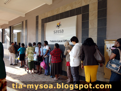 SASSA - Pretoria Local Office