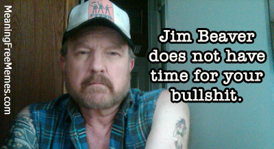 Jim Beaver Does Not Have Time For Your Bullshit