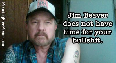 Jim Beaver Does Not Have Time For Your Bullshit