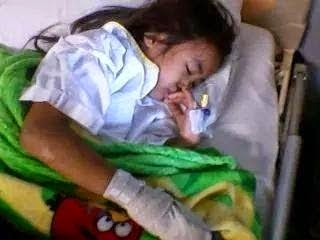 anak saudara dibuli rakan hingga jari hampir putus!, info, terkini, berita, kes buli budak sekolah