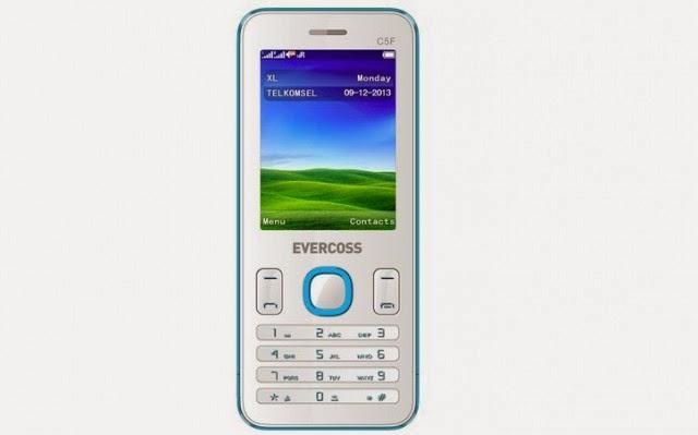 Ponsel Evercoss C5F