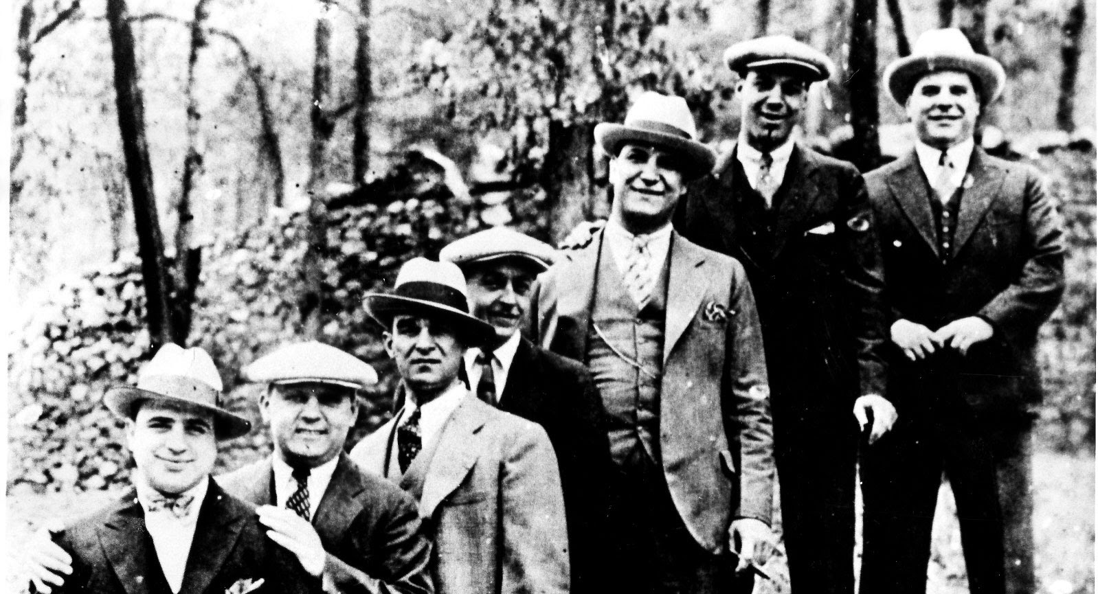 an introduction to the life of alphonse capone