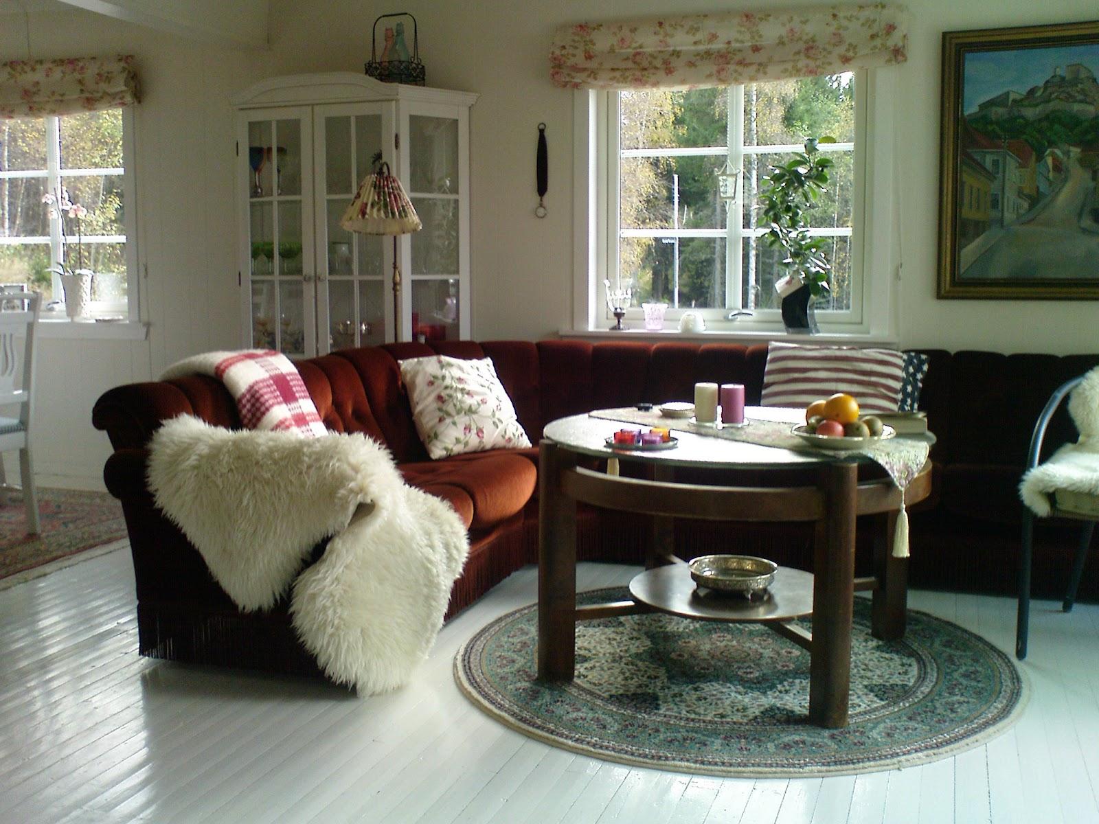 Mitt hverdagsliv: stue